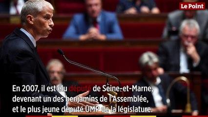 LPHD 2407 : Le parcours politique de Franck Riester