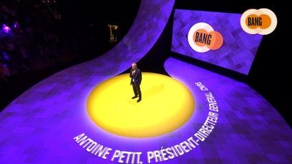 Antoine Petit - Président-directeur général du CNRS à Bpifrance Inno Generation