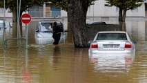 Several people killed by flash floods in France