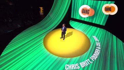 Chris Britt- Founder & CEO, Chime, à Bpifrance Inno Génération