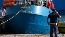 Fransa-İtalya Arasında Göçmen Krizi: Roma, Paris'i Göçmenleri Gizlice Taşıyıp Sınırın İtalya...