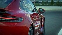 Porsche Panamera GTS & Panamera GTS Sport Turismo (Press film)