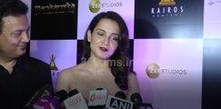 Manikarnika Actress Kangana Ranaut Shares Actress Tantrums For Manikarnika