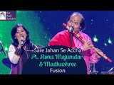 Pt Ronu Majumdar   Madhushree   Sare Jahan Se Accha   Republic Day   Idea Jalsa   Art and Artistes