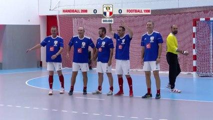 Handball   #Bicentenaire - Entre légendes pour un moment légendaire