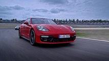Porsche Panamera GTS and Panamera GTS Sport Turismo