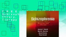 F.R.E.E [D.O.W.N.L.O.A.D] Schizophrenia: Cognitive Theory, Research, and Therapy [A.U.D.I.O.B.O.O.K]