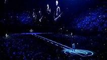Amiamo questa città! Due concerti fatti, altri due in arrivò...Loving this city! Two shows down, two to go.#U2 #U2eiTour #Pride #Milano