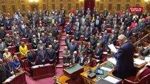 Aude : le Sénat rend hommage aux victimes des inondations