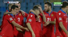Marcos Pizzelli Goal HD - Armenia 1 - 0 Macedonia 16.10.2018 HD