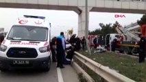 Bursa Sürücünün Öldüğü Kazada Hız Kadranı 175 Kilometrede Takılı Kaldı