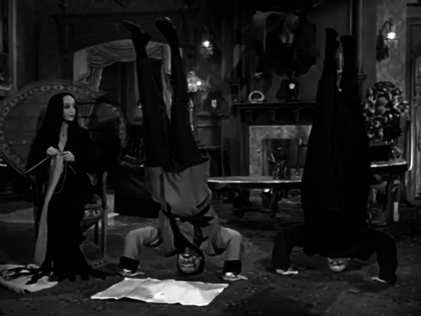 The Addams Family S01E14 - Art and the Addams Family