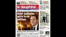 """Didier Guillaume """"avait décidé qu'il quittait la politique"""" : 10 mois plus tard, il est ministre"""