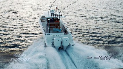 Join us aboard the all new S 288 Sport