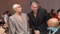 Lady Gaga Refers to Christian Carino as 'Fiance' at ELLE's Women in Hollywood | Billboard News