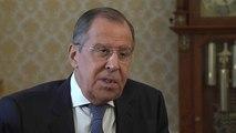 """""""La gestión del caso Skripal parece grotesca"""" declara Lavrov a euronews"""