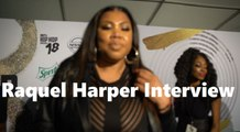 """HHV Exclusive: Raquel Harper talks """"Raq Rants"""" success and moving from a web series to BET at the 2018 BET Hip Hop Awards"""