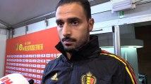"""Nacer Chadli: """"Maintenant, j'appellerai Thierry Henry coach et plus Titi"""""""