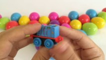 50 Egg Surprises Thomas and Friends Minis Blind Bag Minis Unboxing Demo Review
