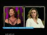 ana paula renault abandona gravacao do programa do porchat