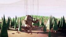 Colosse A Wood Tale by Yves Geleyn _ Disney Favorite