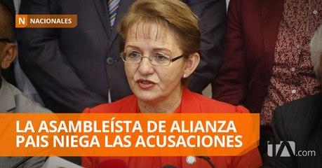Corre el plazo para que comisión multipartidista investigue a Norma Vallejo