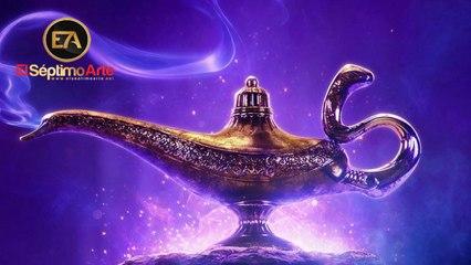 Aladdin - Teaser tráiler español (HD)