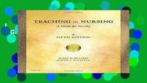 Popular Teaching in Nursing: A Guide for Faculty, 5e