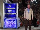 Smackdown Live Vince Mcmahon, Shane Mcmahon, Stephanie Mcmahon Segment