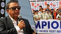 India vs West Indies 2018 2nd Test:Sunil Gavaskar Feel's These Three Cricketers Are The Future Stars