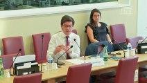 Commission des affaires étrangères : M. Pierre-Antoine Molina, dir. gén. des étrangers en France au Ministère de l'intérieur - Mardi 16 octobre 2018