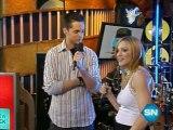 Madonna Interview by John Norris TRL MTV 2003