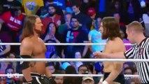 WWE SmackDown Live 1000th Episode 16th Oct 2018 - Daniel Bryan & AJ Styles Vs Usos