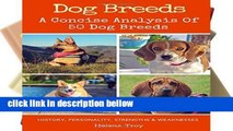 Review  Dog Breeds: A Concise Analysis of 50 Dog Breeds