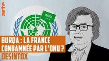 Burqa : La France condamnée par l'ONU ? - DÉSINTOX - 16/10/2018
