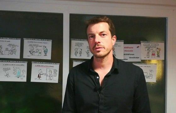 """""""Cet atelier m'a permi de me confronter plus à la société qu'à mes pairs"""" - Julien Thévenon, Praticien hospitalo-universitaire de génétique au CHU de Grenoble"""