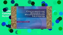 Popular Leddy   Pepper s Conceptual Bases of Professional Nursing