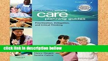 Library  Ulrich   Canale s Nursing Care Planning Guides: Prioritization, Delegation, and Critical
