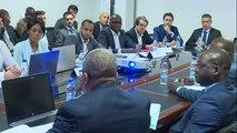 Ministère des sports en mission d'affaire  France ivoirienne de la filière sport