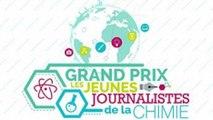 Grand prix les jeunes Journaliste de la Chimie : Reportage de Jimmy Leyes et Benjamin Robert