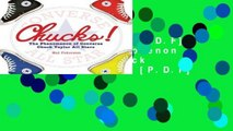 D.O.W.N.L.O.A.D [P.D.F] Chucks: The Phenomenon of Converse: Chuck Taylor All Stars [P.D.F]