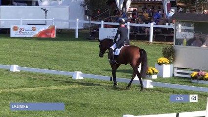 Ingrid Klimke & Asha P score 25.3