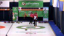 World Curling Tour, PAF Masters 2018, Team Di Zhang (CHN) vs Team Kauste (FIN)