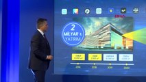 Adana Şehir Hastanesi'nin Teknolojik Altyapısı Tanıtıldı