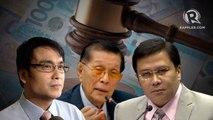 3 ex-senators charged in pork barrel scam running in 2019