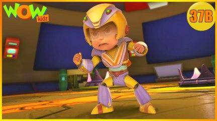Vir The Robot Boy | Alien Pedro| Action Cartoon for Kids | Wow Kidz