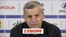 Dubois, blessé, forfait contre Nîmes - Foot - L1 - OL