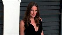 Keira Knightley still vacuuming up glitter from sugar plum fairy role