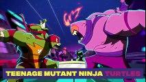 KARAOKE!  Rise of the Teenage Mutant Ninja Turtles Theme Song | #TurtlesTuesday