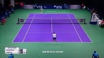 Tennis : Elle ne se rend pas compte qu'elle a gagné !